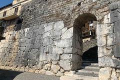 Ferentino Polygonal Walls