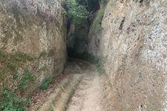 Pitigliano Via Cava