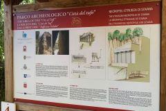 Sovana City of Tuff Via Cava