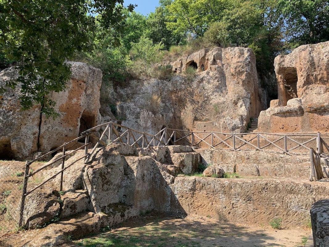 Sovana-Via-Cava-City of Tuff